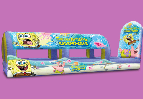 Spongebob Surf N' Slide
